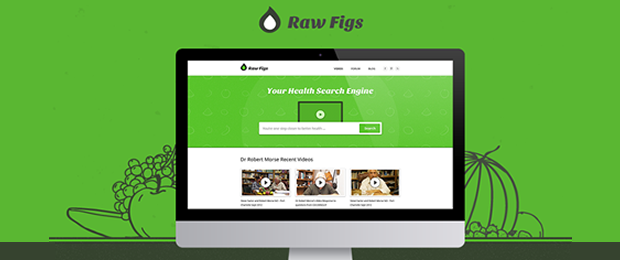 How RawFigs Search Engine Can Help Healthy Living Fans