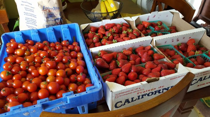 Where To Find Organic Fresh Produce In Orange County