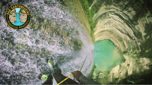 dao waterfall canyoneering